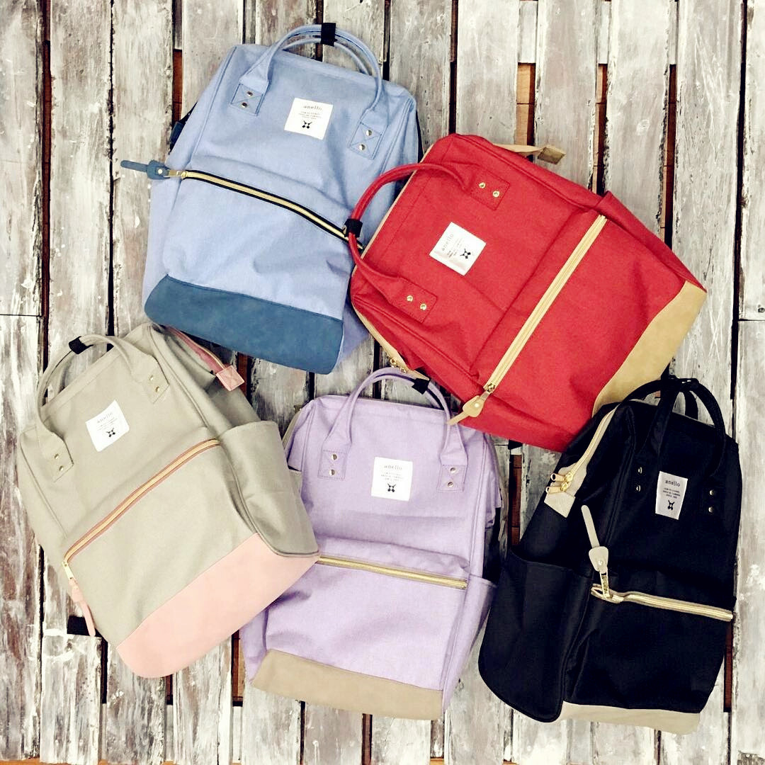 637155dde75a Anello A18   PageBoy Modern RuckSack BackPack Limited Edition - SwissPacker